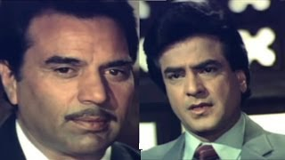 Jeetendra, Dharmendra, Jaan Hatheli Pe - Action Scene 10/21