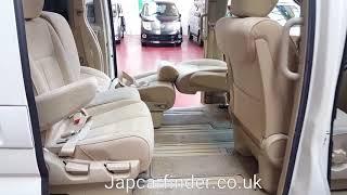 ELgrand NE51 4wd 3500cc auto @japcarfinder.co.uk stock 129
