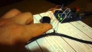 Arduino LaserTag sound test