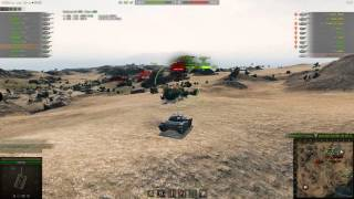 World of Tanks за 7 секунд убил 3х