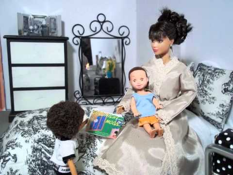 A Barbie Fashion Doll Story Ep #1 A Barbie Fashion Doll Story Ep