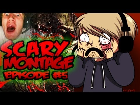 [Funny] SCARY MOMENTS IN VIDEO GAMES - (episode 5)