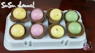Đồ chơi popin cookin: Làm cửa hàng bán kem / Make ice cream shop #susu