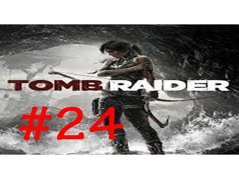 Tomb Raider 2013 Walkthrough 24 THE FLOODED VAULT! Optional Tomb Let's Play
