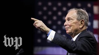 Resurfaced video shows Bloomberg referring to transgender people as 'some guy wearing a dress'