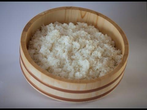 Recetas japonesas como preparar arroz para sushi Cocina Japonesa con Taka Sasaki
