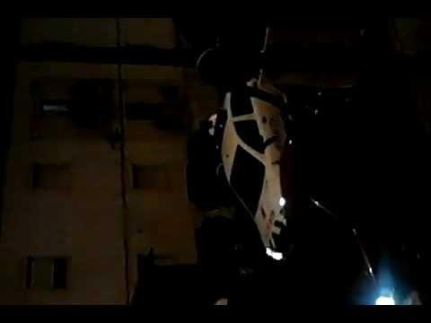 Abuso de policia contra ra�a negra no Agualva-Cac�m