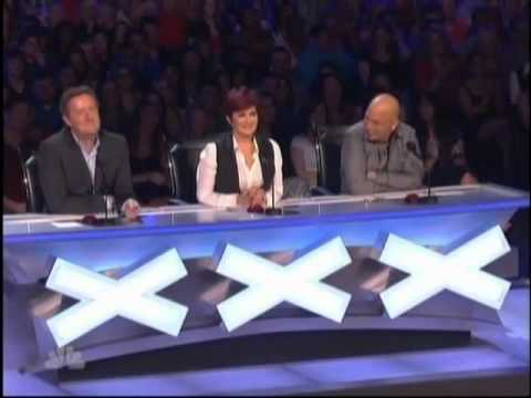 Americas Got Talent - What The Hell ( Baby) Wersion By Dani Shay ...jun8.2011 video