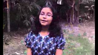 'Megh Balika' Recitation by Supti Naskar