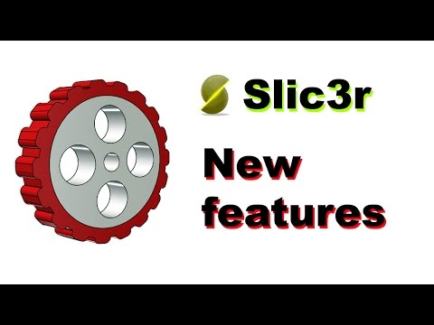XRobots - New features in Slic3r 1.1.6, improved multi-material print handling and more!