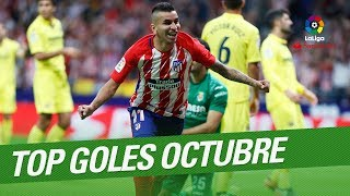TOP Goals October LaLiga Santander 2017/2018