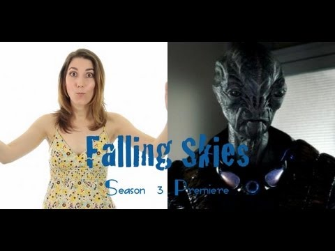 "Falling Skies Season 3 Premiere Review ""On Thin Ice; Collateral Damage"""