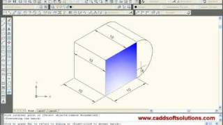 AutoCAD Isometric Drawing Tutorials