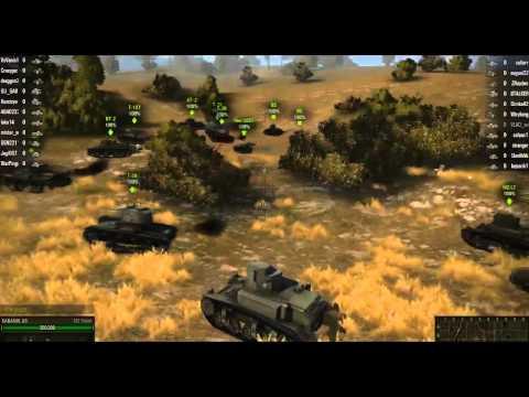 Как научиться четко стрелять в World of Tanks  ГЛАВА 2.avi