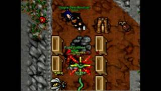Tibia rook trap