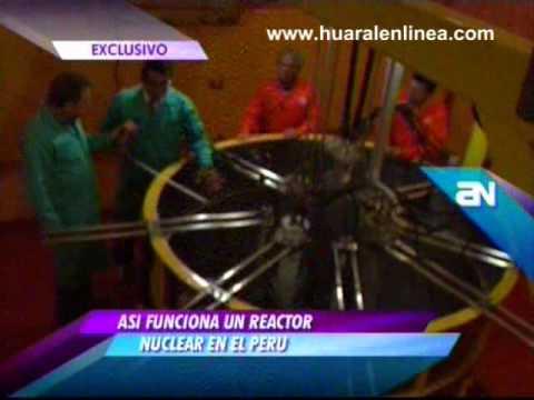 un Reactor Nuclear Que
