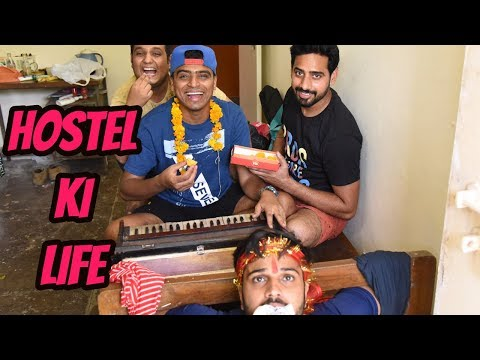 Hostel Ki Life - Amit Bhadana thumbnail