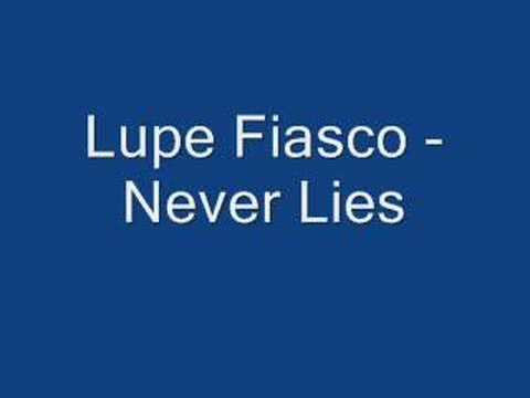 Lupe Fiasco - Never Lies Ft Mike Shinoda