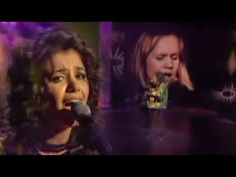 Katie Melua & Eva Cassidy - Somewhere Over The Rainbow