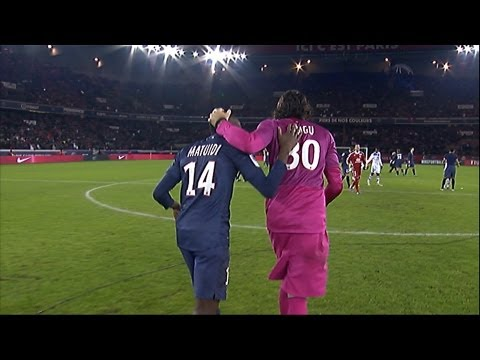 Paris Saint-Germain - Olympique Lyonnais (1-0) - Highlights (PSG - OL) / 2012-13