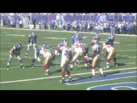 "Here is my highlight video of the New York Giants from 2008-2009. All clips are taken from my seat with the New York Giant Letter People (I'm the ""S"") Check ..."