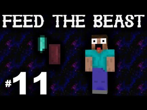 "feed the beast : e11 ""bo buddy badlands!"" youtube"