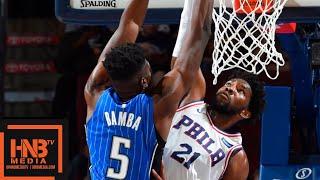 Orlando Magic vs Philadelphia Sixers Full Game Highlights   01.10.2018, NBA Preseason