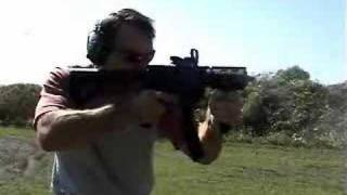 Machine gun Full Auto 22