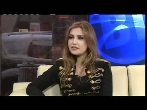 Mozhdah Jamalzadah On Breakfast Television video