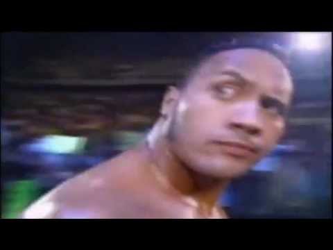 The Rock 1999 Do You Smell It Entrance Video video