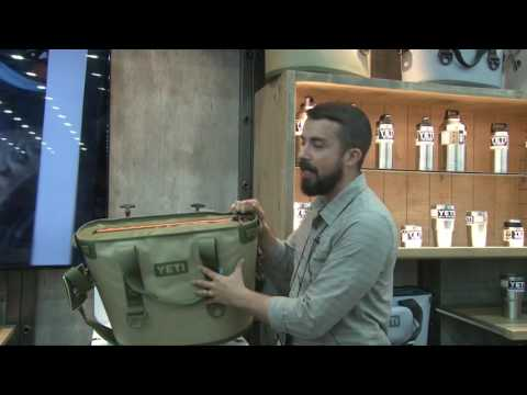 NRA Annual Meetings: The New YETI Hopper
