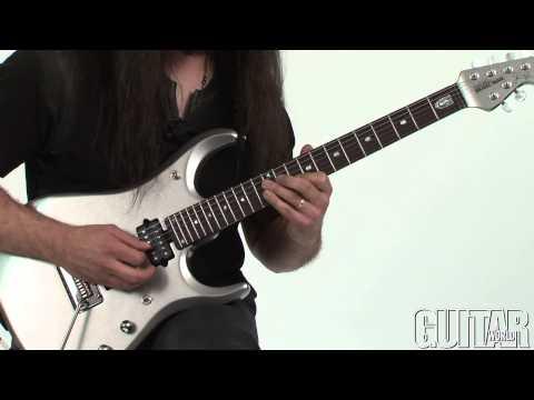 Wild Stringdom w/John Petrucci - Shape Up Part 2 - Examining Fretboard Patterns