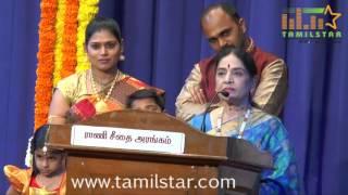 Bharatanatyam Award Of Thrinethra Gowri Shankar