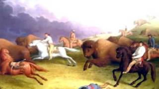 Tatanka (Buffalo) Native American - by Apache - New Age World