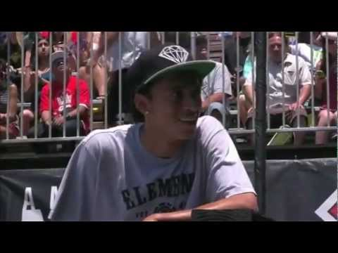 The best of Nyjah Huston