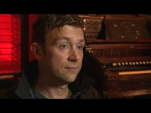 Damon Albarn BBC Interview - May 2012