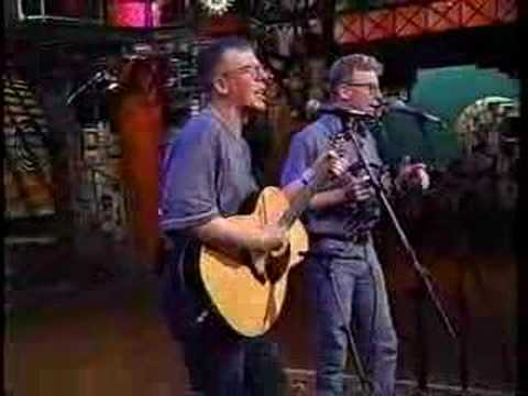 The Proclaimers - (I'm gonna be) 500 miles! Live Acoustic Music Videos