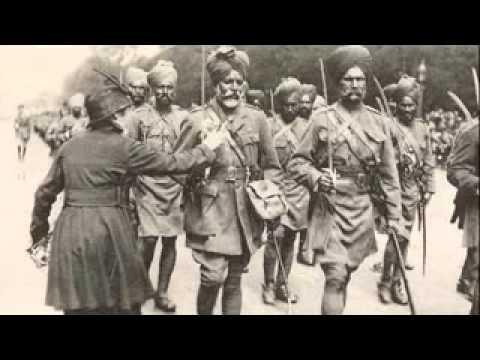 Remembrance - The Sikh Story - Part 1 - World War 1 And 2
