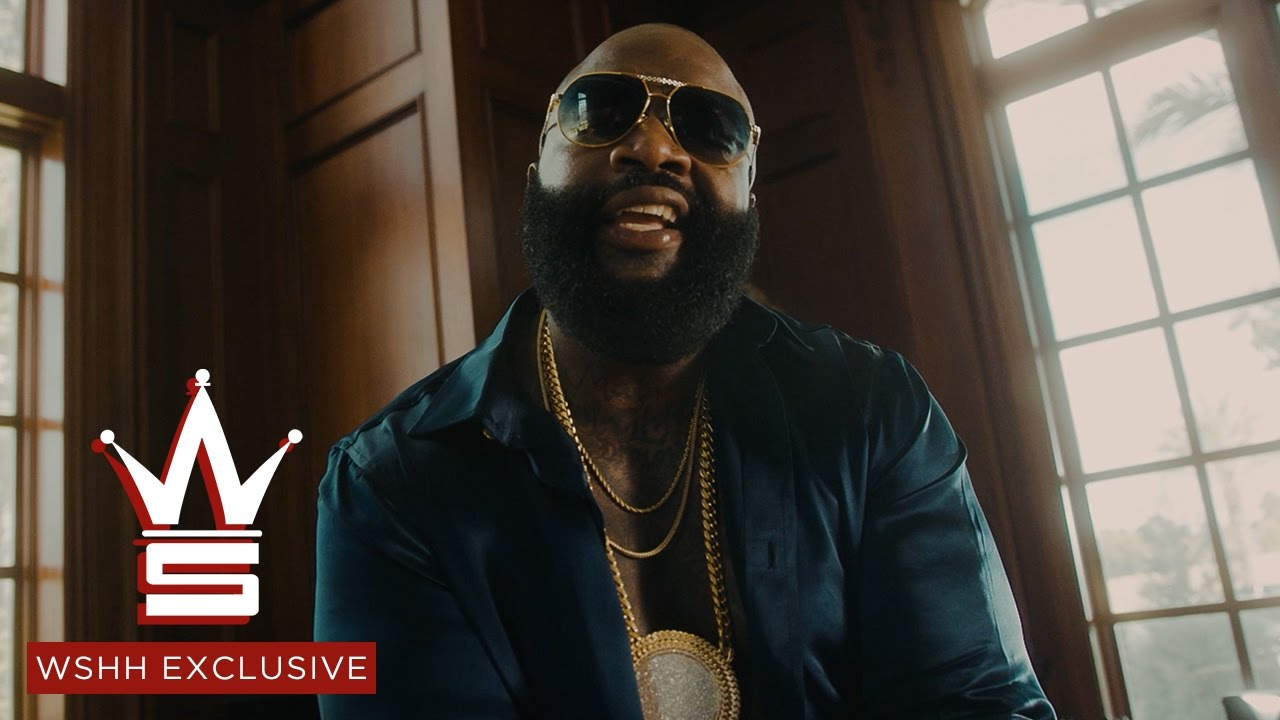 Rick Ross - No U-Turns