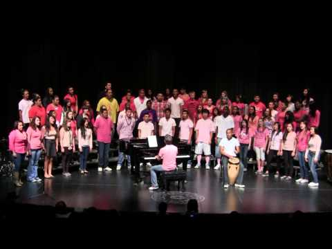 Kent Meridian High School Concert Choir & Sound Connection:   Royalty