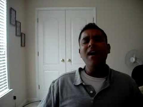 Saiyyan - Kailash Kher (sung by me)