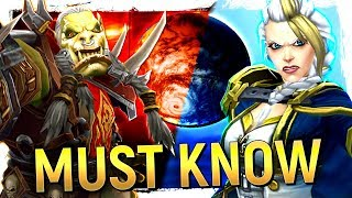 PREPARE FOR BFA | Essential Warcraft Lore You MUST KNOW To Enjoy Battle for Azeroth