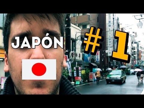 Vlog 1 JAPÓN - Primeras impresiones