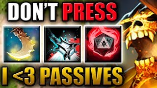 Passive Agility Steal with Bash, Crit, Lifesteal [Essence Shift + Chaos Strike] Dota 2 Ability Draft