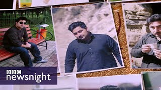 Murder on Campus: The story of Mashal Khan - BBC Newsnight