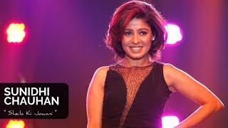 Watch Sunidhi Chauhan Sheila Ki Jawani video