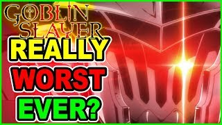 Did Anime People Overreact? Goblin Slayer Finale Review | Foxen Anime Reviews
