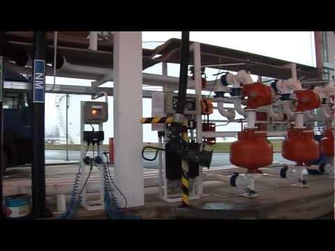 VAE CONTROLS tankfarm construction project