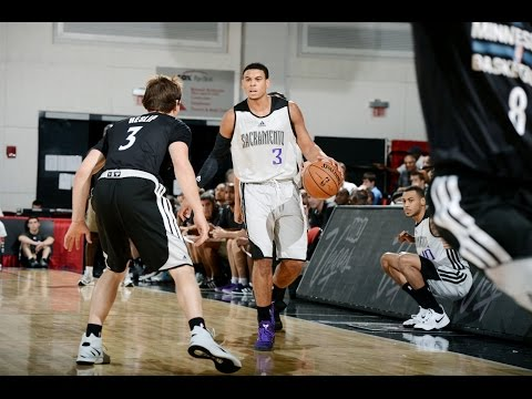 Summer League: Minnesota Timberwolves vs Sacramento Kings
