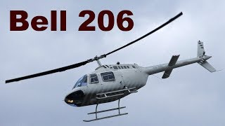 Bell 206, Airshow Prerov 2018